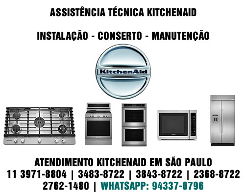 Kitchenaid Assistência Técnica