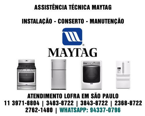 Maytag Assistência Técnica