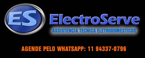eletrodomésticos assistência