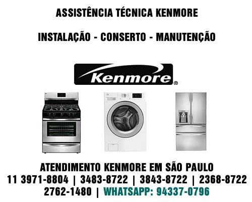 Kenmore Assistência Técnica