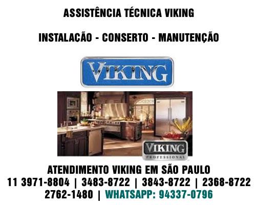 Assistência Técnica Viking