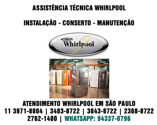 Whirlpool Assistência Técnica