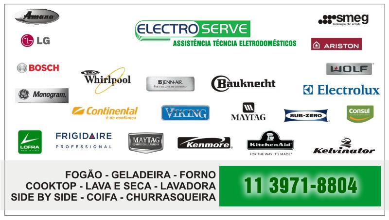assistência técnica eletrodomésticos