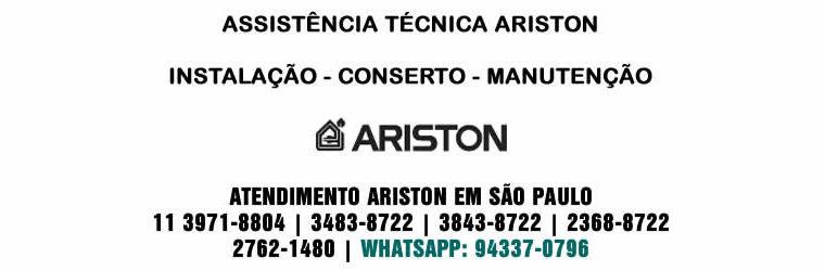 Ariston Assistência Técnica